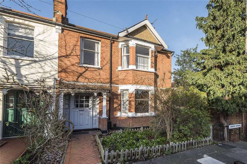 3 Bedrooms Mews House for sale in Spencer Gardens, East Sheen, SW14