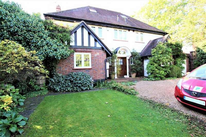 5 Bedrooms Detached House for sale in The Bourne, Southgate