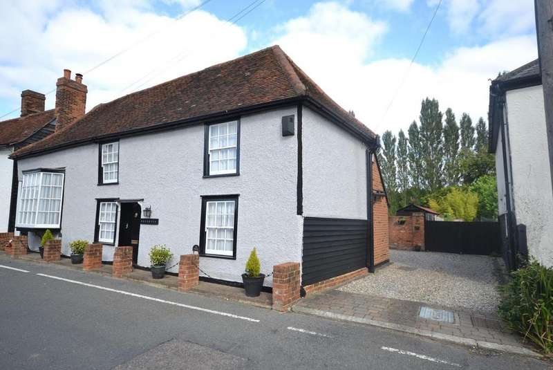 4 Bedrooms Detached House for sale in Queen Street, Fyfield, Ongar, Essex, CM5