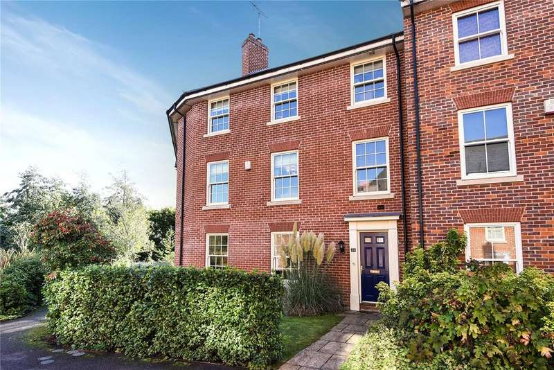 4 Bedrooms Detached House for sale in Barwell Road, Bury St Edmunds, Suffolk, IP33