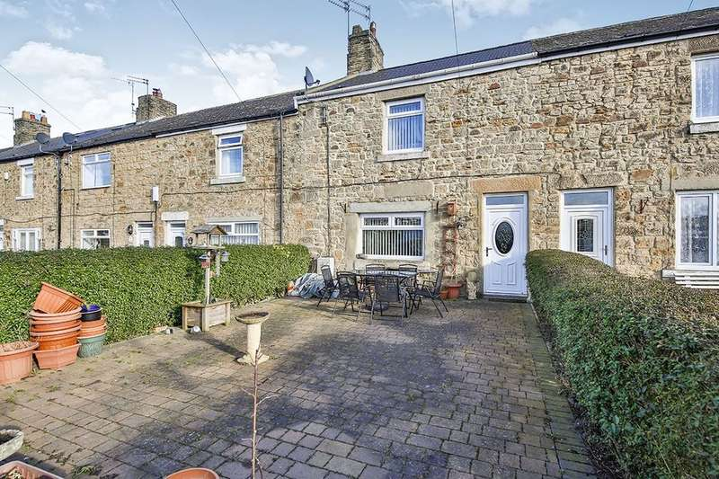 3 Bedrooms Terraced House for sale in Stone Row, Grange Villa, Chester Le Street, DH2