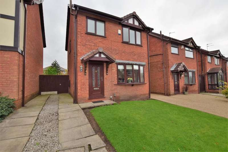 3 Bedrooms Detached House for sale in Brentwood Close, Eccleston, St. Helens