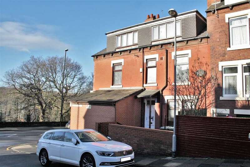3 Bedrooms End Of Terrace House for sale in Abbey Road, Kirkstall, Leeds