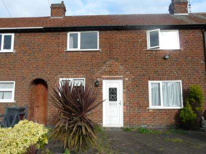 2 Bedrooms Terraced House for sale in Suffolk Avenue, Chaddesden, Derby, Derbyshire