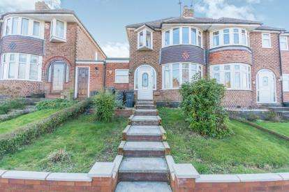 3 Bedrooms Semi Detached House for sale in Lindsworth Road, Kings Norton, Birmingham, West Midlands