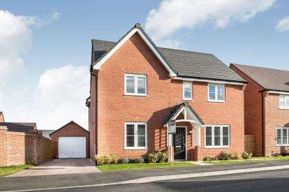 4 Bedrooms Detached House for sale in Barley Fields, Long Marston, Stratford Upon Avon, Warwickshire