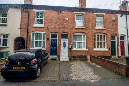 3 Bedrooms Terraced House for sale in Dandys Walk, Walsall, West Midlands