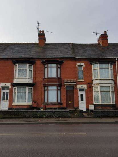 3 Bedrooms Terraced House for sale in Corporation Street, Nuneaton, Warwickshire, .
