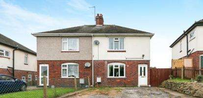 3 Bedrooms Semi Detached House for sale in High Street, Polesworth, Tamworth, Warwickshire