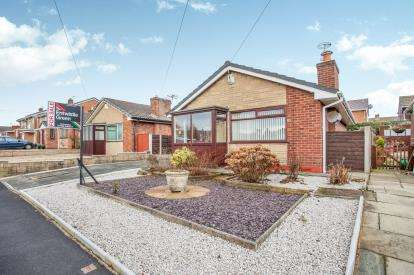 2 Bedrooms Bungalow for sale in Colwyn Drive, Hindley Green, Wigan, Greater Manchester, WN2