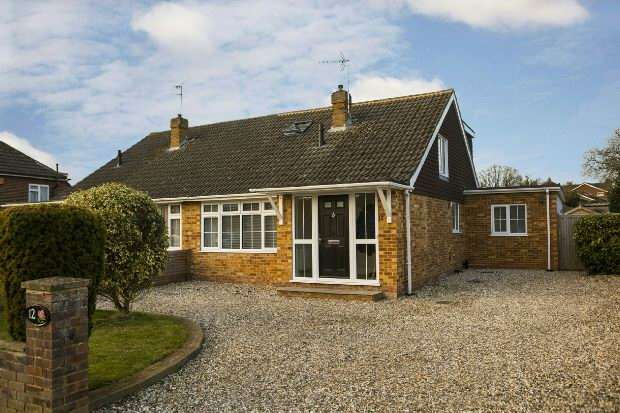 3 Bedrooms Semi Detached House for sale in Leyland Gardens, Shinfield