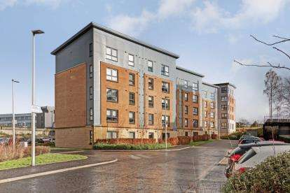 2 Bedrooms Flat for sale in Abbey Place, Paisley