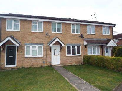 2 Bedrooms Terraced House for sale in Longbrooke, Houghton Regis, Dunstable, Bedfordshire