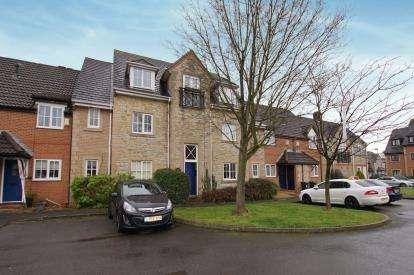 1 Bedroom Flat for sale in Hay Leaze, Brimsham Park, Yate, Bristol