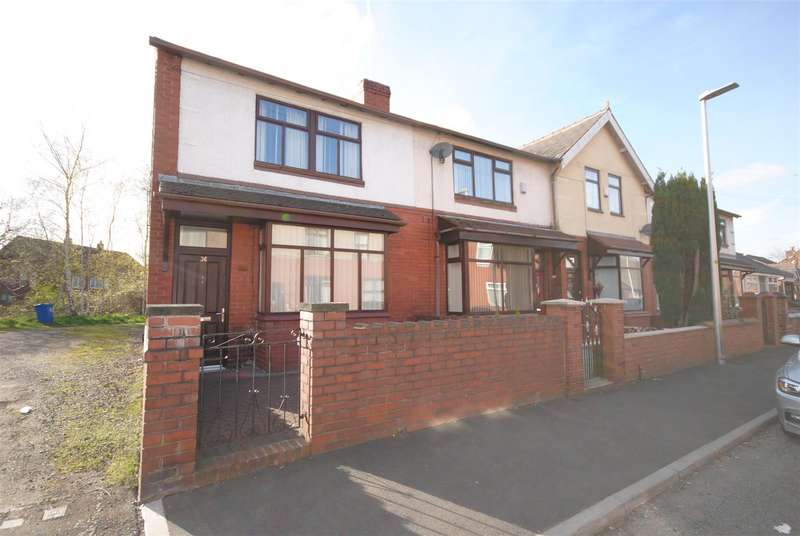 3 Bedrooms End Of Terrace House for sale in Banner Street, Ince, Wigan