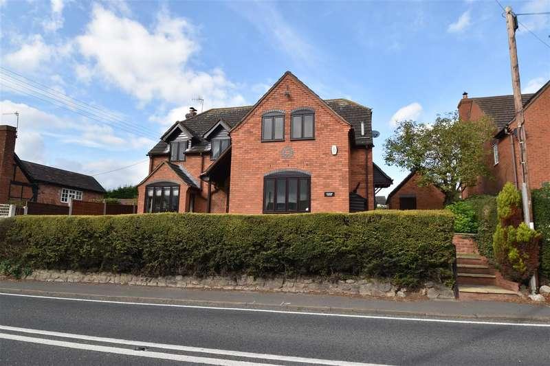 4 Bedrooms Detached House for sale in Broughton Hackett, Worcester