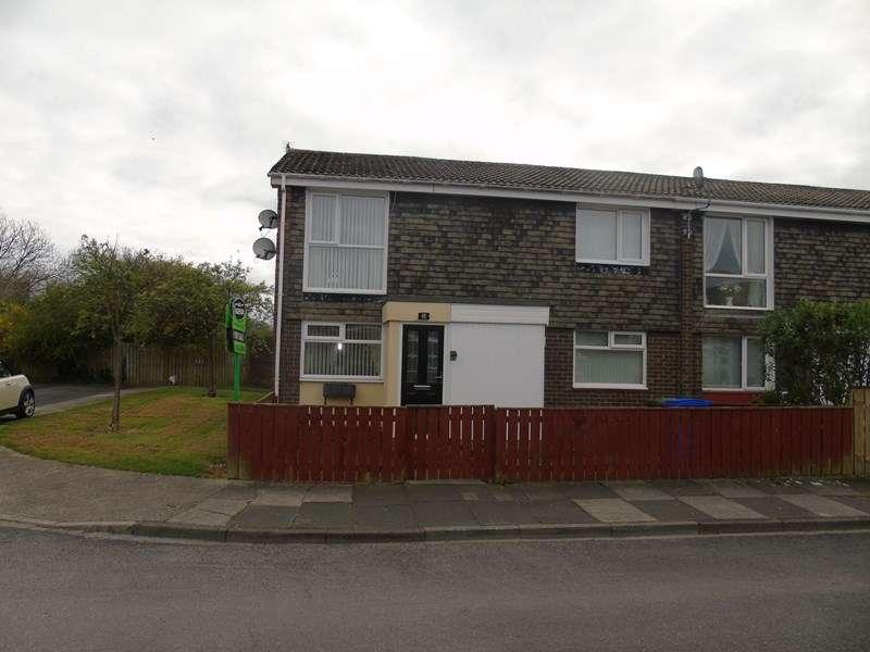 2 Bedrooms Property for sale in Winshields, Cramlington, Northumberland, NE23 6JB