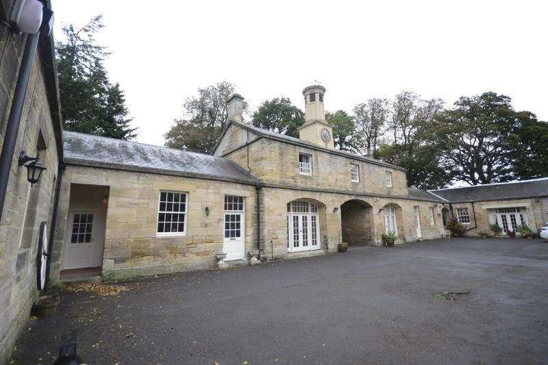 2 Bedrooms Apartment Flat for rent in Mitford, Morpeth, Northumberland, NE61 3PX