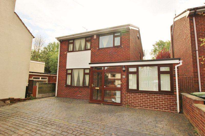 3 Bedrooms Detached House for sale in Pooles Lane, Short Heath, Willenhall