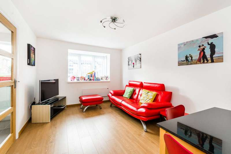 1 Bedroom Flat for sale in Taunton Drive, East Finchley, N2