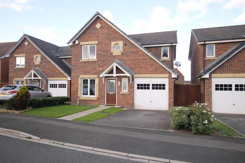 4 Bedrooms Detached House for sale in Inglefield, Owton Grange, Hartlepool