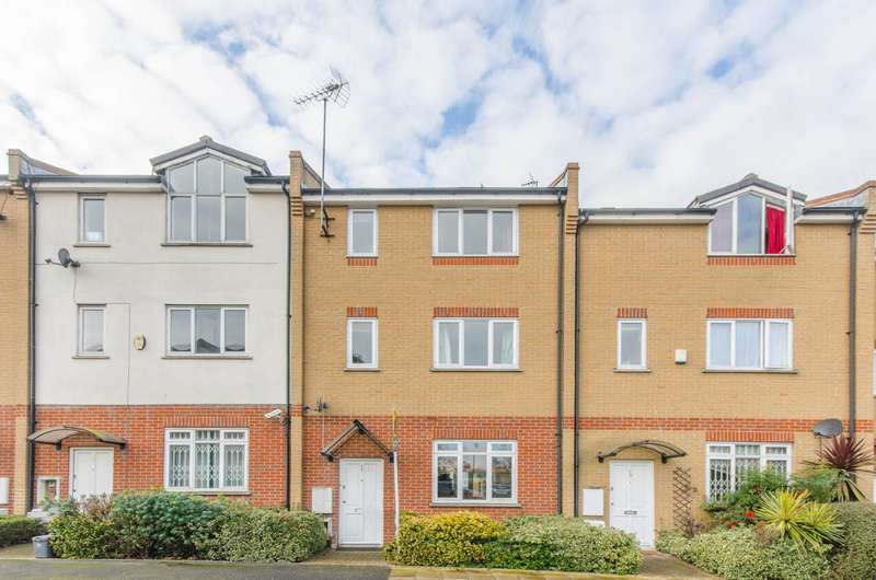 4 Bedrooms House for sale in Enterprize Way, Deptford, SE8