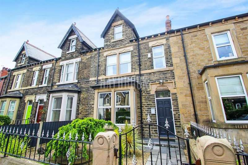 4 Bedrooms Terraced House for sale in Gawber Road, Old Town
