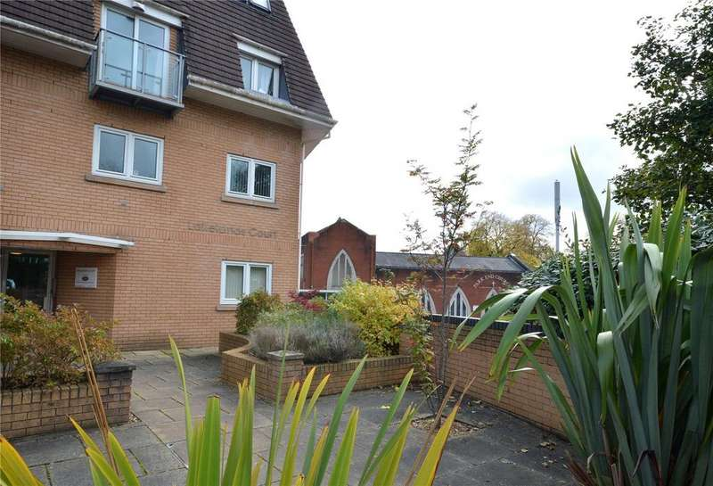 2 Bedrooms Apartment Flat for sale in Lakelands Court, Rhydypenau Road, Cyncoed, Cardiff, CF23