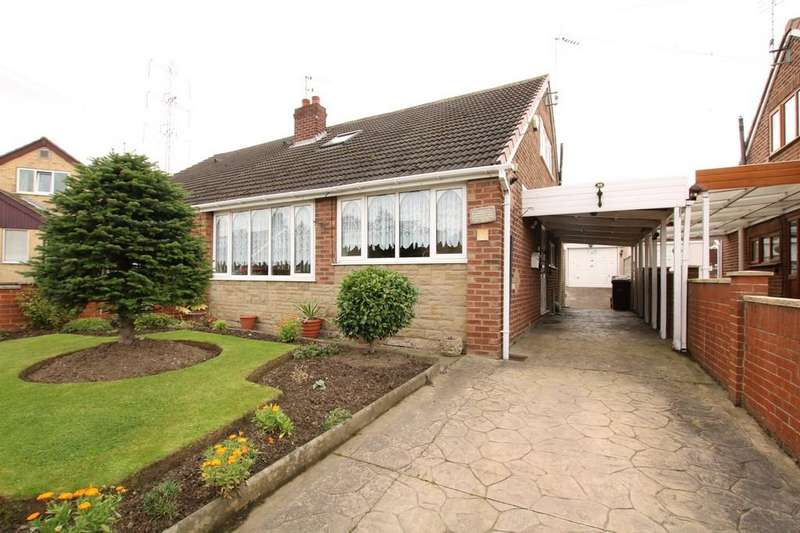 3 Bedrooms Semi Detached House for sale in Edward Drive, Outwood