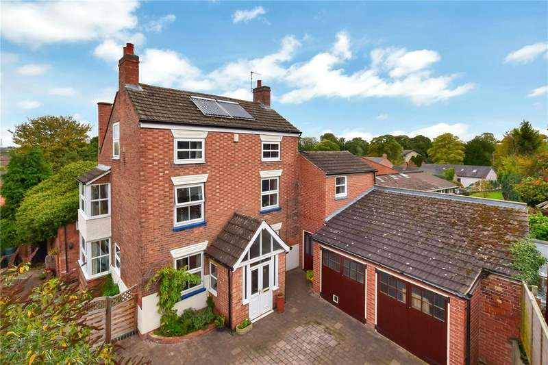 6 Bedrooms Detached House for sale in Borough Street, Kegworth, Leicestershire