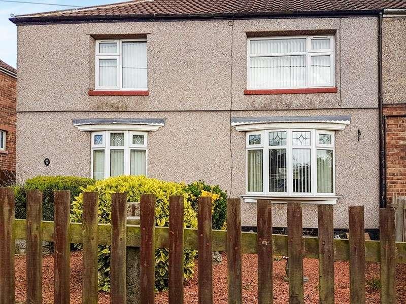 3 Bedrooms Property for sale in Peel Avenue, Trimdon Grange, Trimdon Station, Durham, TS29 6EA