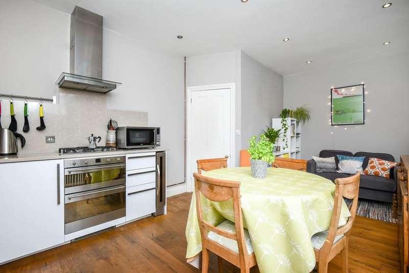 2 Bedrooms Flat for sale in Merritt Road, Brockley