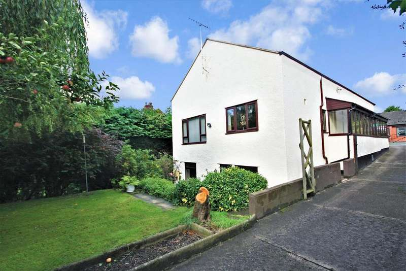 3 Bedrooms Detached House for sale in Llangollen Road, Acrefair, Wrexham