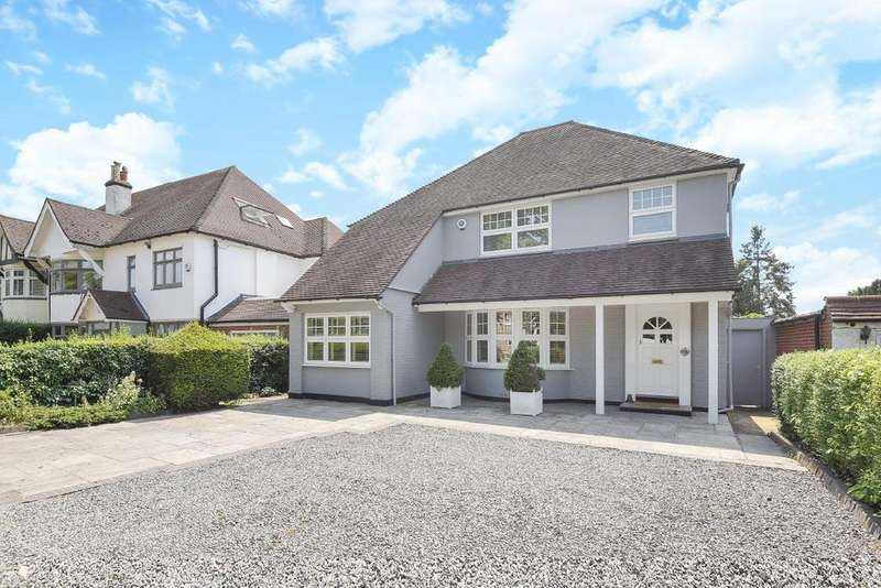 4 Bedrooms Detached House for sale in Bromley Common, Bromley