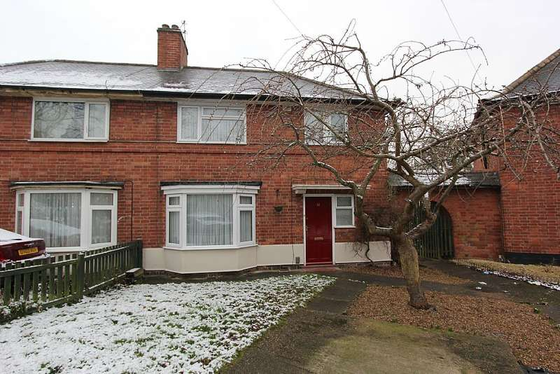 3 Bedrooms Semi Detached House for sale in Bracton Drive, Nottingham, Nottinghamshire, NG3 2LN