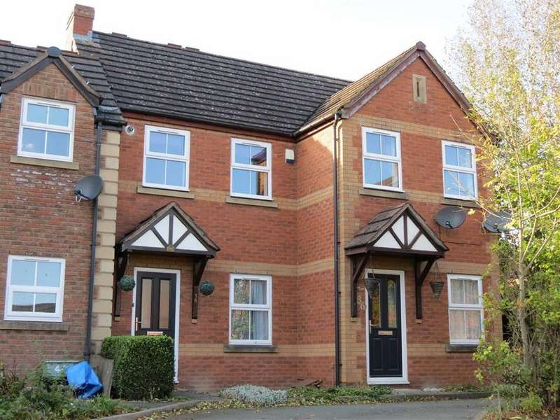 2 Bedrooms Apartment Flat for sale in Coldridge Drive, Herongate, Shrewsbury, Shropshire