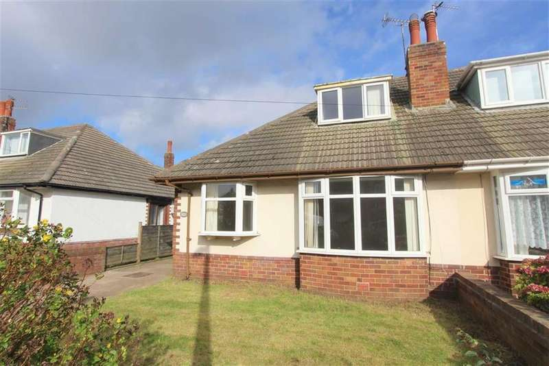 3 Bedrooms Semi Detached Bungalow for sale in Shepherd Road, Lytham St Annes, Lancashire