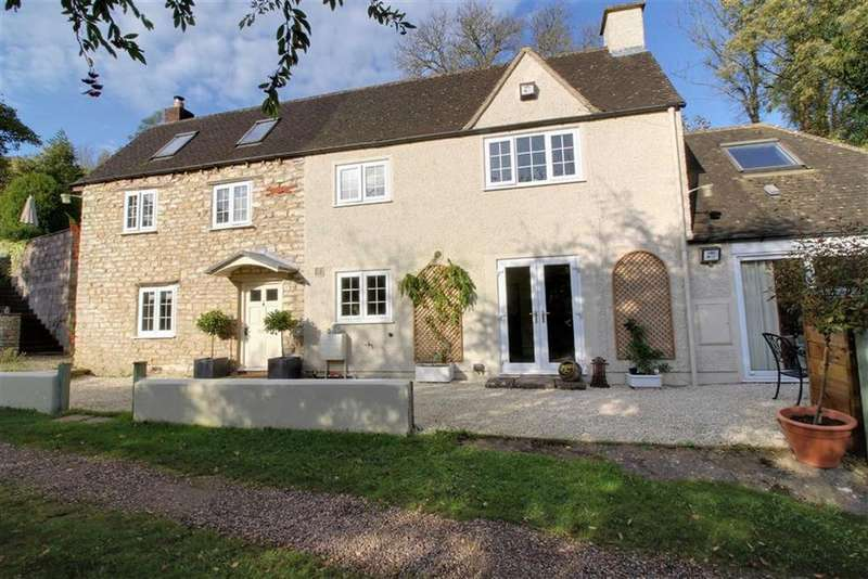 4 Bedrooms Detached House for sale in Horsley Road, Nailsworth, Gloucestershire