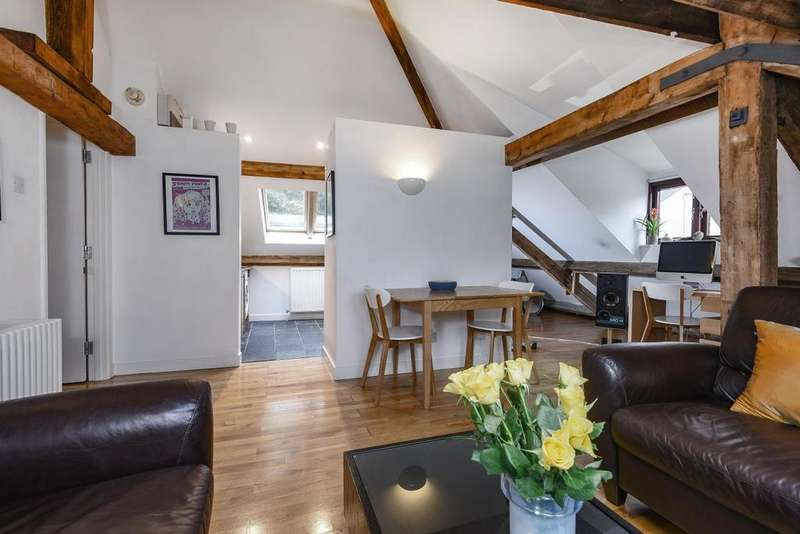 2 Bedrooms Flat for sale in Hope Wharf, Rotherhithe