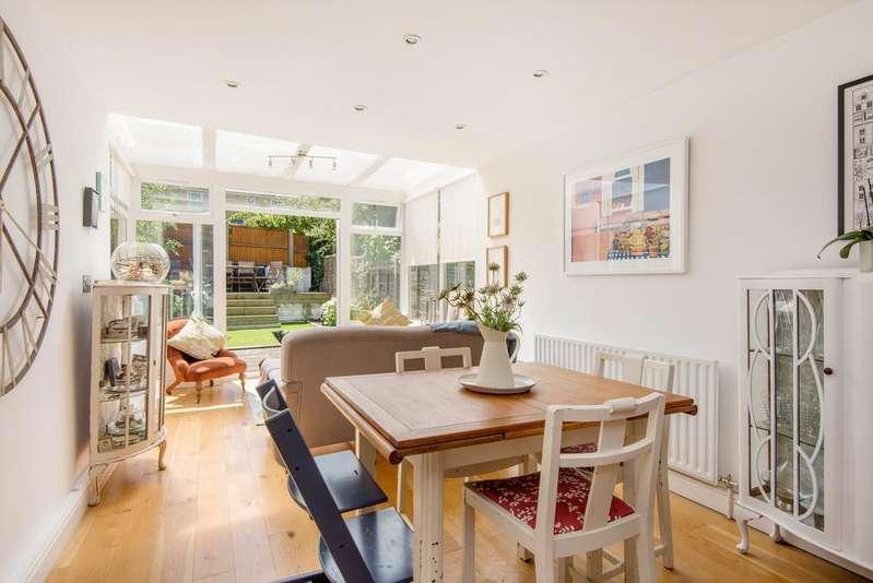 3 Bedrooms Maisonette Flat for sale in Elderfield Road, London E5