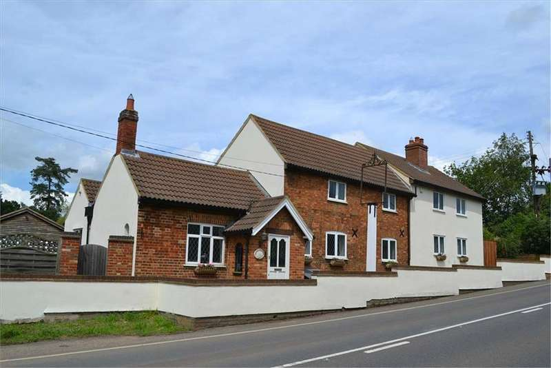 4 Bedrooms Detached House for sale in Deepdale, Potton, Sandy, SG19