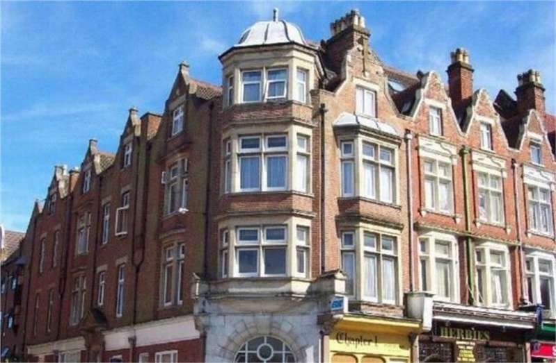 1 Bedroom Flat for sale in 80 Norwich Avenue West, Bournemouth, Dorset