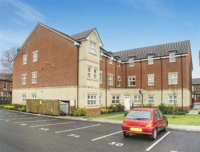 2 Bedrooms Apartment Flat for sale in New Belvedere Close, Stretford, M32