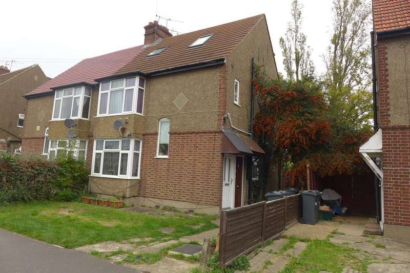 3 Bedrooms Flat for sale in Imperial Road, Feltham