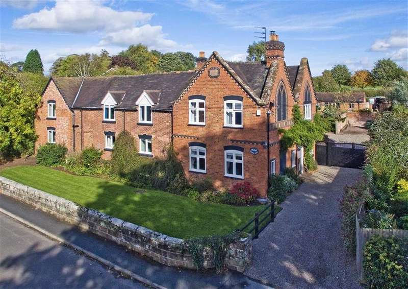 5 Bedrooms Detached House for sale in Tong Hall, Tong, Tong, Shifnal, Shropshire, TF11