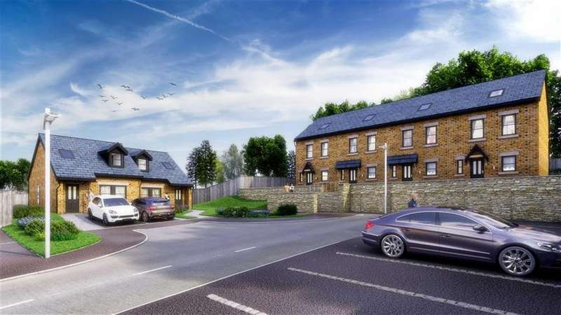 3 Bedrooms House for sale in Kinder Gardens Buxton Road, Newtown, Stockport, Cheshire