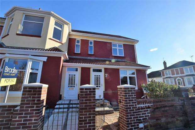 4 Bedrooms Terraced House for sale in Midvale Road, Paignton, Devon