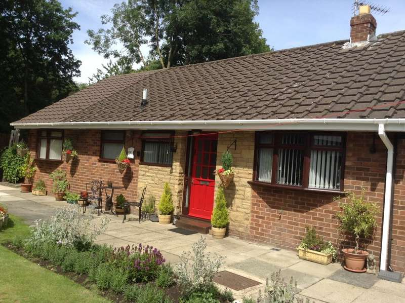 3 Bedrooms Bungalow for sale in Summerwood Lane, Halsall, Ormskirk, Lancashire L39