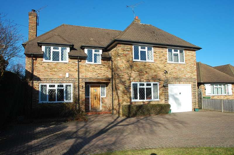 5 Bedrooms Detached House for sale in Joiners Lane, Chalfont St Peter, SL9
