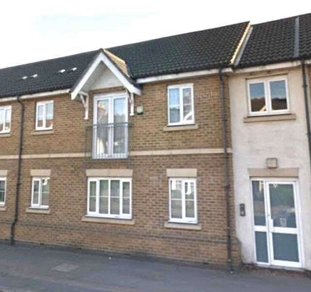 1 Bedroom Apartment Flat for sale in Glebe Court, Clarendon Road, Cheshunt